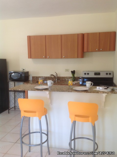 Equipped Kitchen - Vacation Rental at Economical Prices