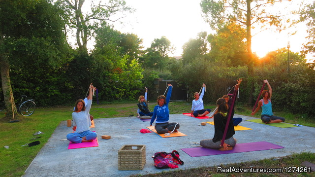 Yoga practice (#4 of 14) - Yoga and Detox Bliss by the sea, Cap d'Antibes