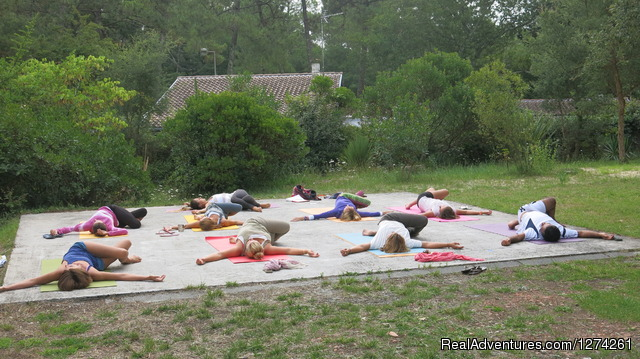 Yoga practice - Yoga and Detox Bliss by the sea, Cap d'Antibes