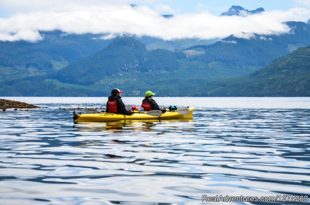 Sea Kayaking in British Columbia | Image #6/19 | Wildcoast Adventures - kayak vacations & adventure