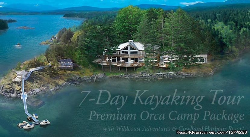 New 7-Day Package w/Gowlland Harbour | Image #5/19 | Wildcoast Adventures - kayak vacations & adventure