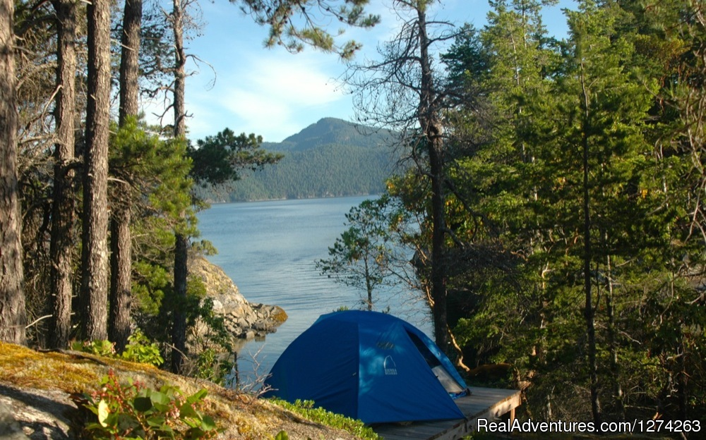 Desolation Sound Camping | Image #18/19 | Wildcoast Adventures - kayak vacations & adventure