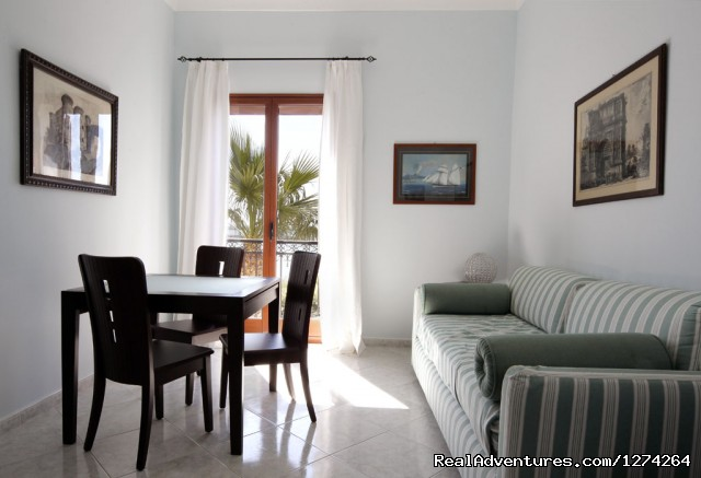 Living room - La Serissa Apartment