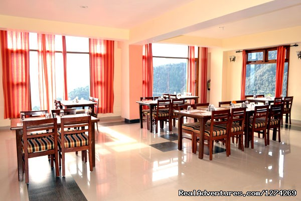 United-21 Resort's Restaurant - United-21 Resort, Chail
