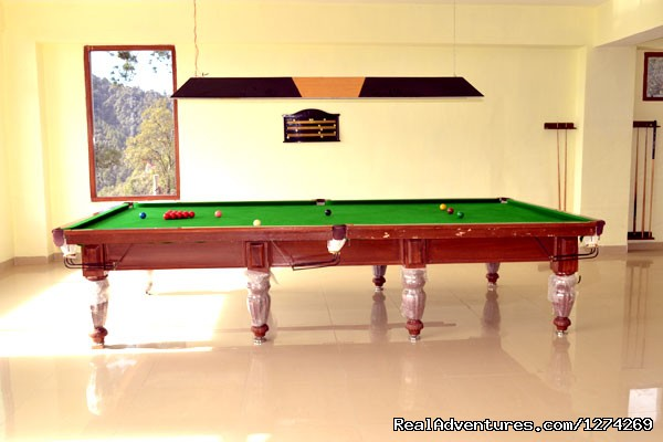 Playing Room - United-21 Resort - United-21 Resort, Chail