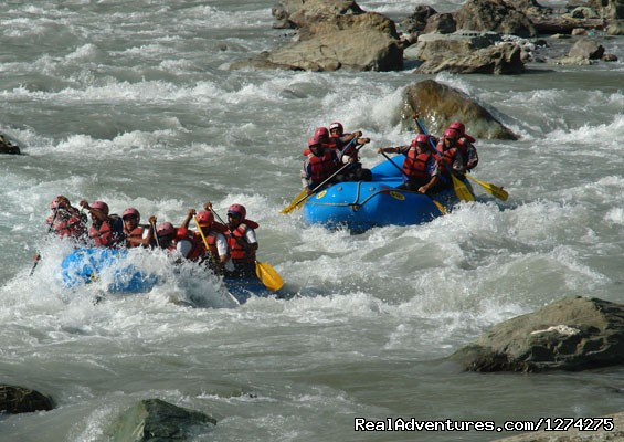 White Water Rafting | Image #18/21 | KasHmiR ExotiCA - Enjoy The HEAVEN on Earth