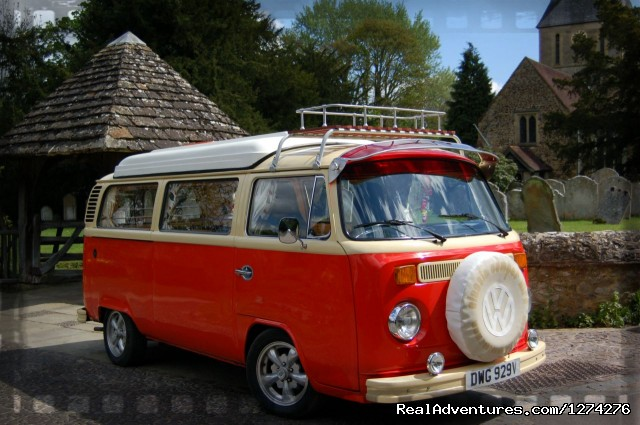 Classic VW Campervan Hire: RetroCampervan