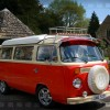 Classic VW Campervan Hire RV Rentals United Kingdom
