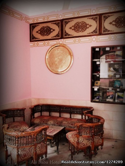 Lobby - Ali Baba Hotel Dahab