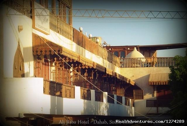 Hotel View - Ali Baba Hotel Dahab