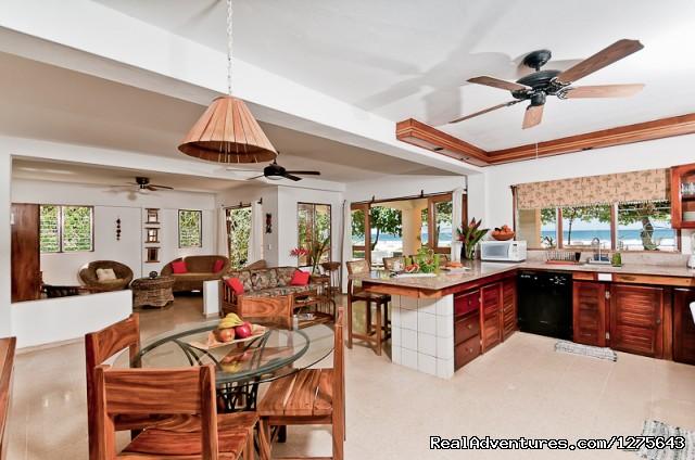 Livingroom (#6 of 16) - Spectacular Oceanfront Multi-Level 5 Bed Villa