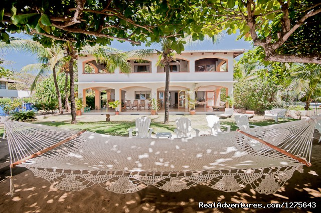 Spectacular Oceanfront Multi-Level 5 Bed Villa
