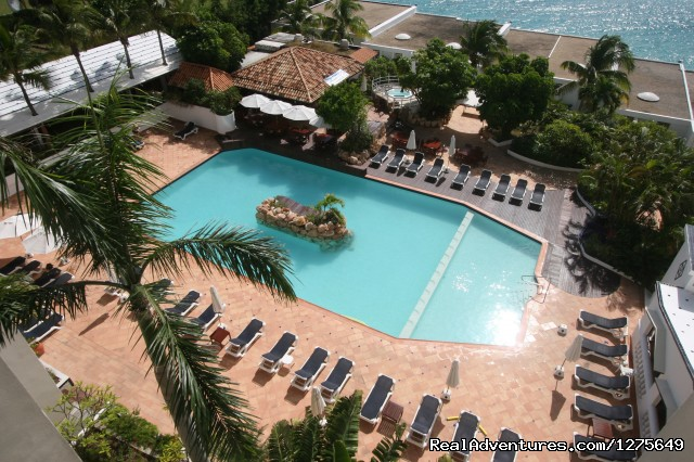 Sapphire Beach Club Resort, St. Maarten: Swimming Pool