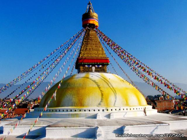 Bouddhanath - Kathmandu World Heritage Sightseeing - Day Tours