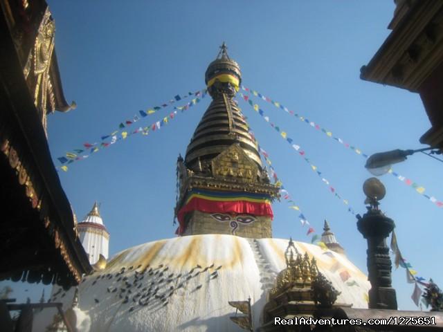 Swayambhunath - Kathmandu World Heritage Sightseeing - Day Tours