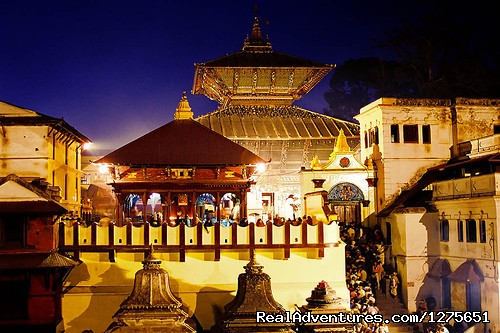 Kathmandu World Heritage Sightseeing - Day Tours: Pashupatinath