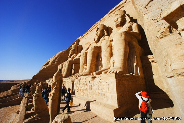 - Essential Egypt