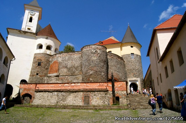 Adventure trip to Ukraine, 8 days, 7 nights Mukachevo Castle, Transcarpathia, Ukraine