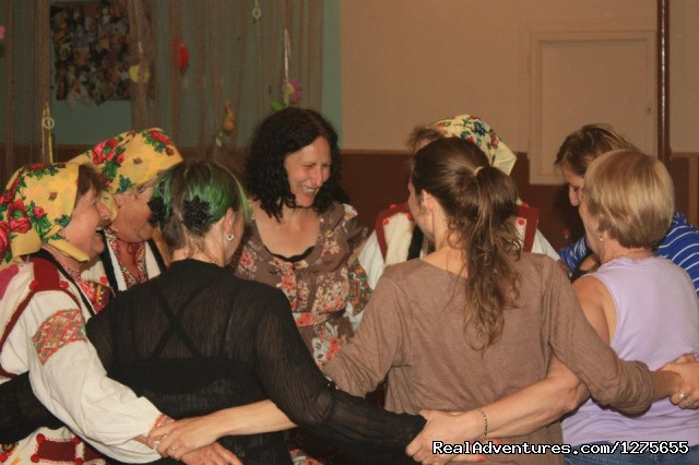 Ukrainian dance workshop - Adventure trip to Ukraine, 8 days, 7 nights
