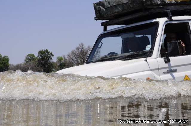 - 4x4 Self-Drive Safari Adventures in Africa