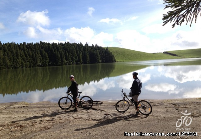 Safari Bike Tour - bike rental in Azores islands