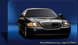 Seattle's Town Car - Limousine Car Rentals Seattle, Washington