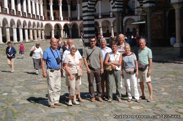 Rila Monastery and Boyana Church Trip: Rila Monastery