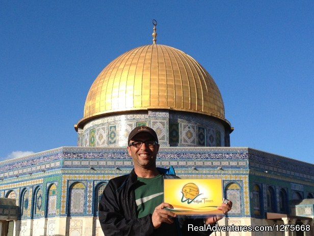 Travel Jerusalem with the Most Professional Agent (#3 of 24) - 12 Nights Holy-land Tour Package by Wedjat Tours