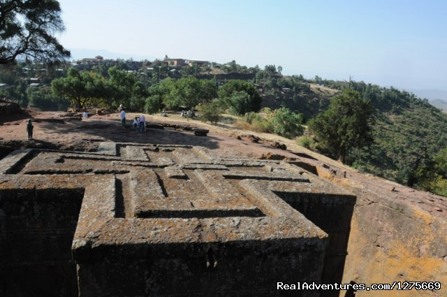 Lalibela Church- Bete Giorgis (#1 of 1) - Tour Operators in Ethiopia - Historical Tours