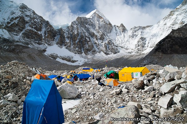 Everest Base Camp - Classical Everest Base Camp Climbing