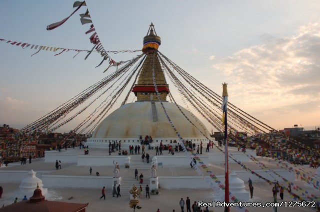 Baudhanath Stupa - Classical Everest Base Camp Climbing
