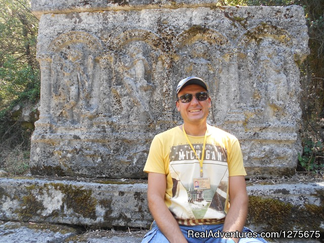 Tour Guide in Turkey - The Best Turkey Private Tour