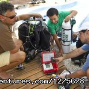 - Galapagos Tip Top Dive and Training Facility