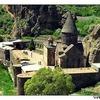 VA & Partners Travel agency Geghard Monastery