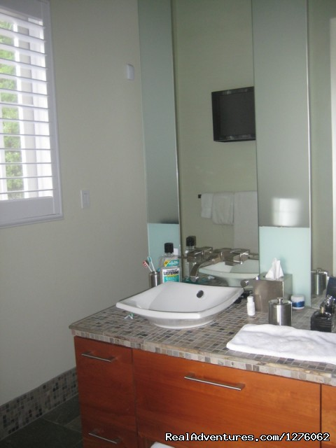 Bathroom 2 - Vacation Rental is Virgin Islands