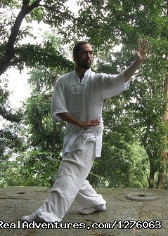 Qi Gong Spiritual Retreat in Puerto Vallarta, MX Master David Wei