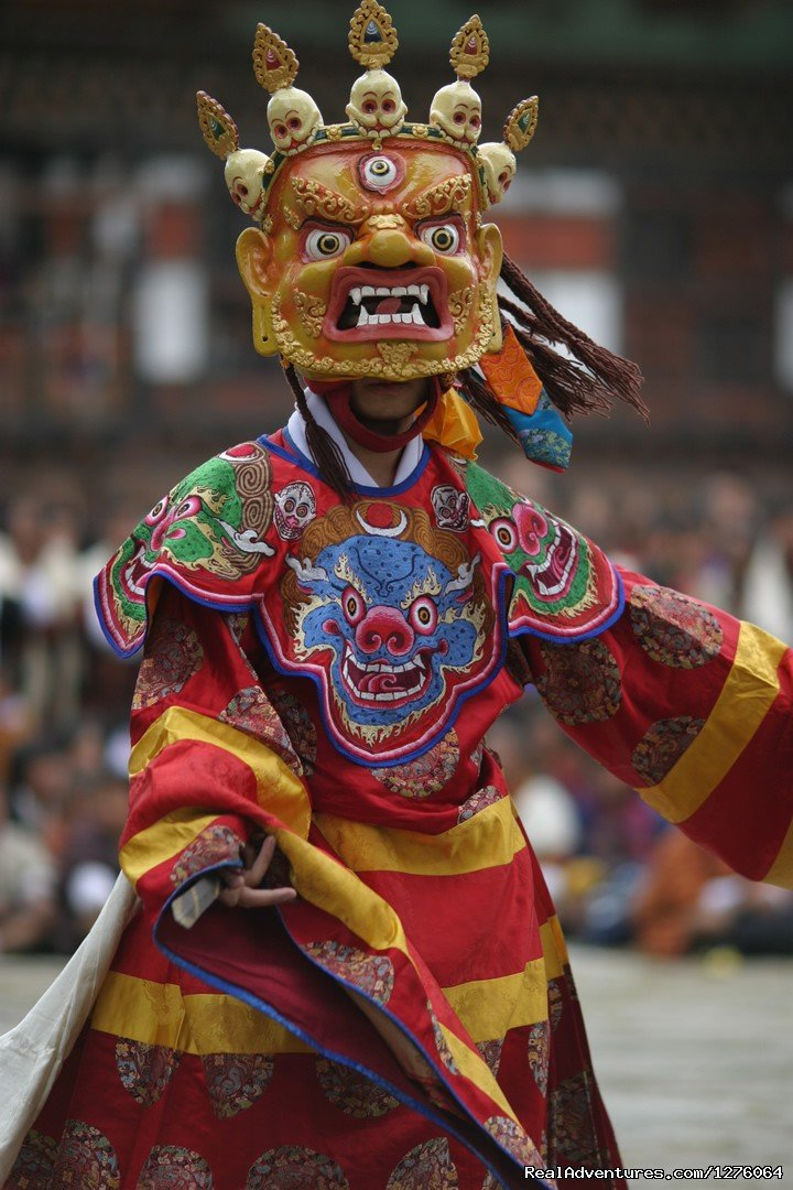 Festival Tour | Image #2/5 | A and A Bhutan Tours and Treks