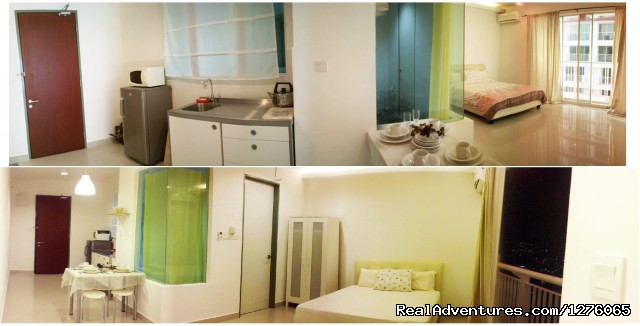 Reputable clean studio unit in PJ golden triangle
