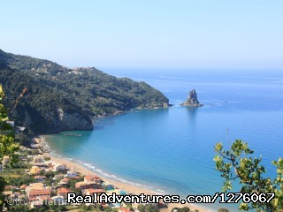 Walking&Hiking, sightseeing, Corfu Beach, holidays