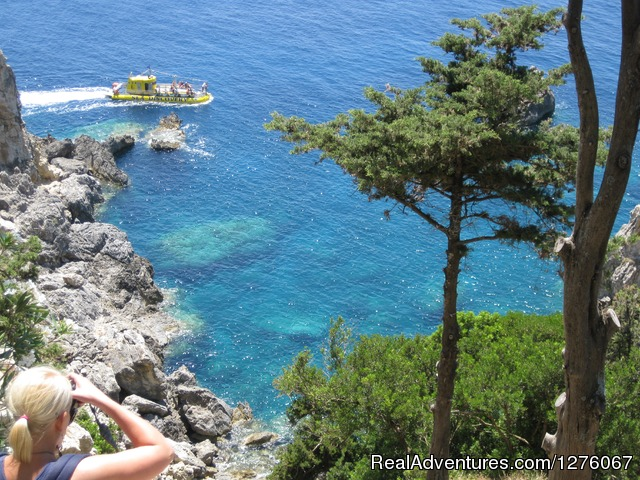 - Walking&Hiking, sightseeing, Corfu Beach, holidays