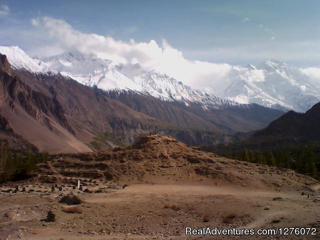 - Trekking Programmes - Northern  Pakistan