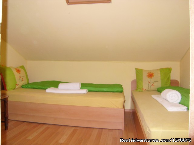 Twin Room - Balkan Hostel,Ruse Bulgaria