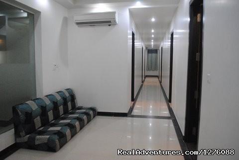 Corridors (#3 of 6) - Hotel Swati