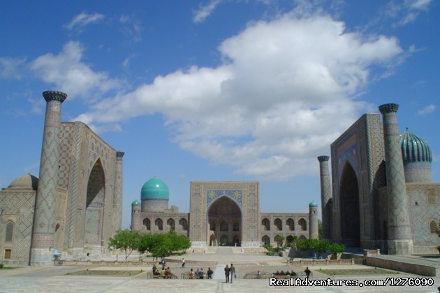 Tours to Uzbekistan for Architecture and History: Registan Suqare