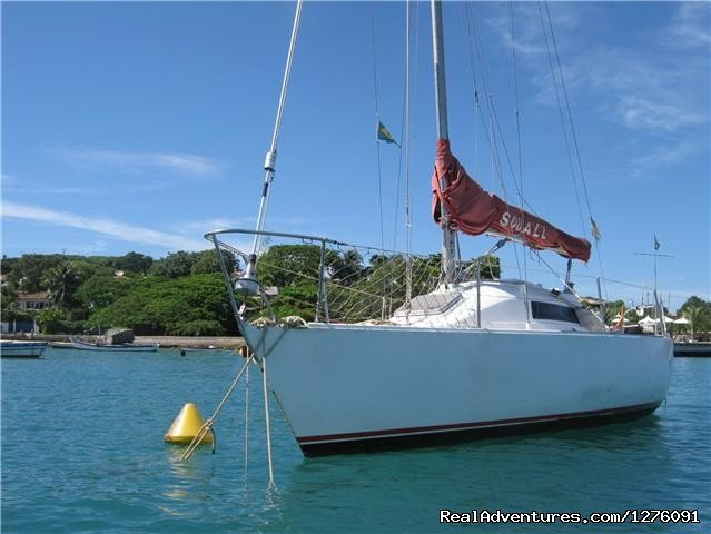 Clean spacious sailboat. accomodates two people. $400 per month ($600 two people)