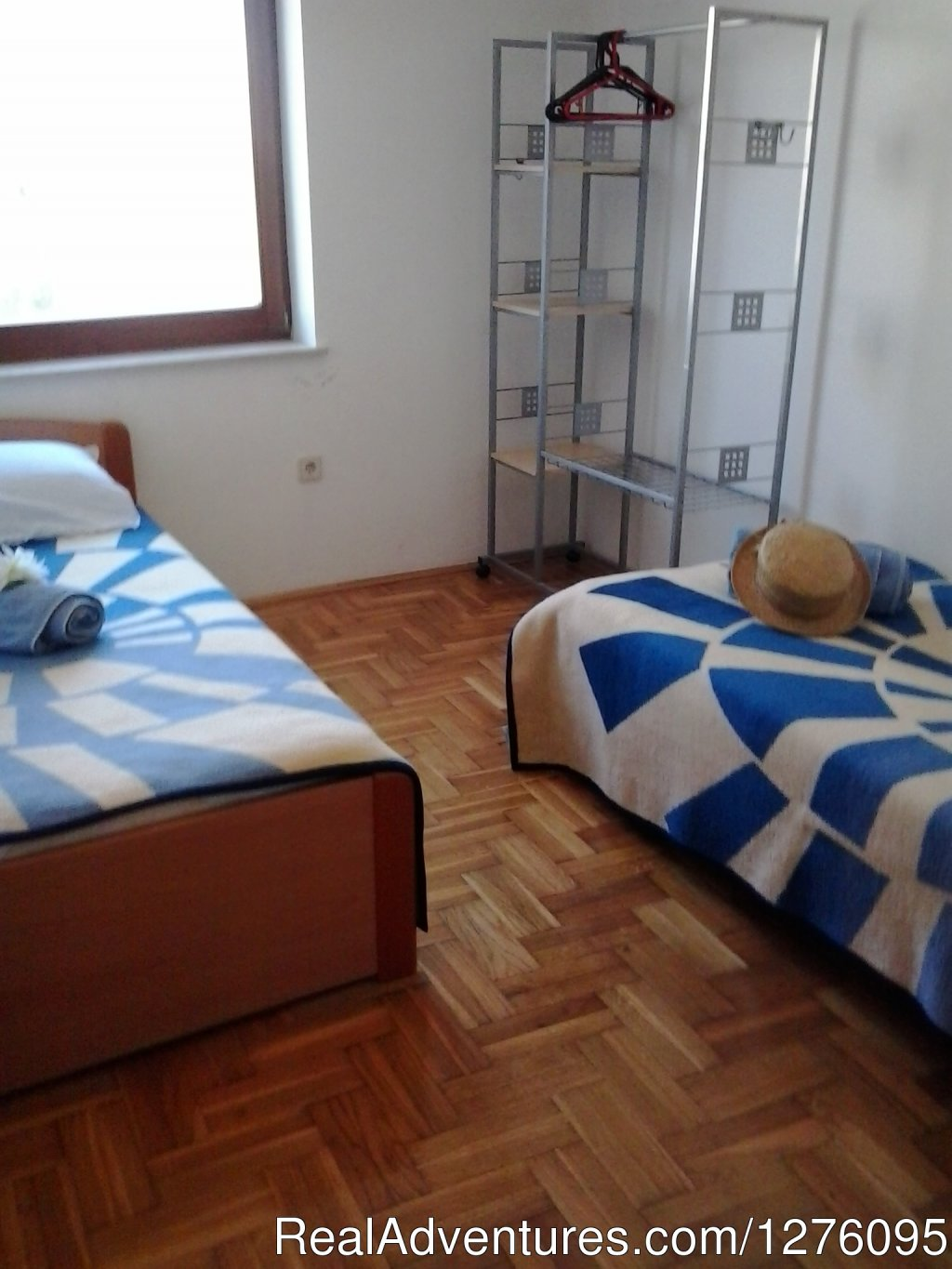 Twin bedroom | Image #9/15 | Malinska Island of Krk Croatia