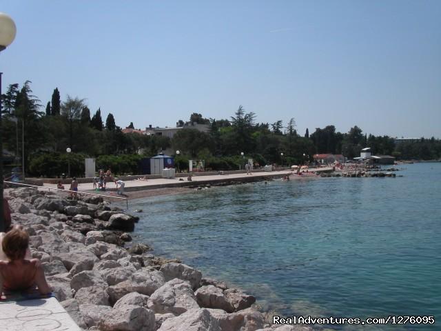 Malinska beach (#2 of 13) - Malinska Island of Krk Croatia