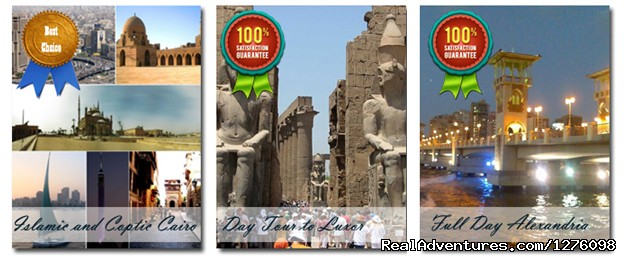 Egypt Budget Travel Packages and Programs for Back Sight-Seeing Tours Cairo, Egypt
