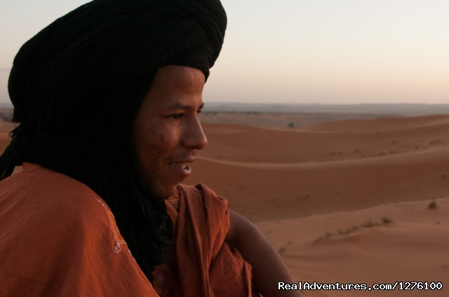 Hakim Woner Of Moroccan Desert Trips (#6 of 15) - Morocco Private Tours - Desert Trips -camel Trek