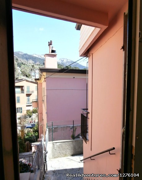 View From The Holiday House - Cinque Terre Monterosso al Mare nice holiday house